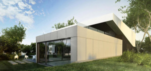 Double Skin House. Projekt: Libido Architekci
