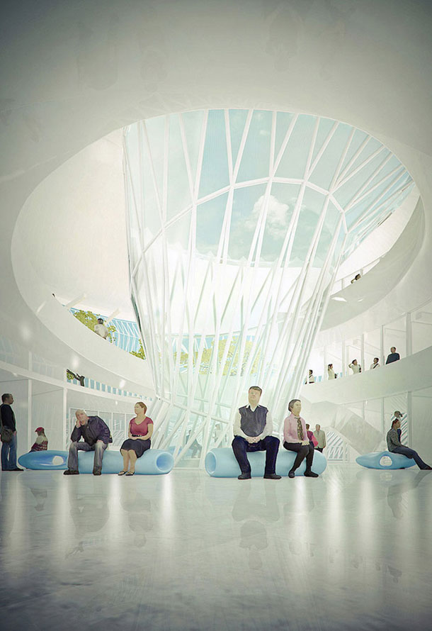 Changing The Face 2013 Rotunda Warsaw. Projekt: MUS Architects