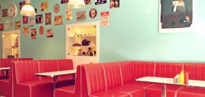 Aranżacja restauracji w stylu amerykańskim – OSOM Group