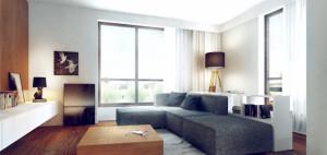 Aranżacja wnętrza mieszkania – OSOM Group
