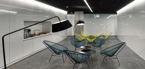 Wnętrza siedziby Allegro Group w Poznaniu – Ultra Architects