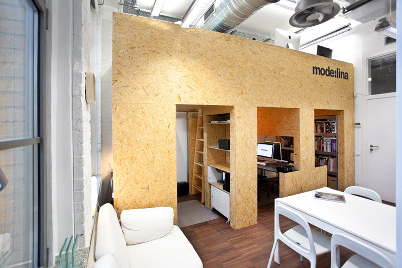 Siedziba pracowni mode:lina architekci