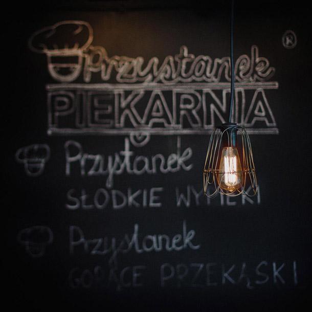 Przystanek Piekarnia, Piaseczno. Projekt: Maciej Kurkowskiego