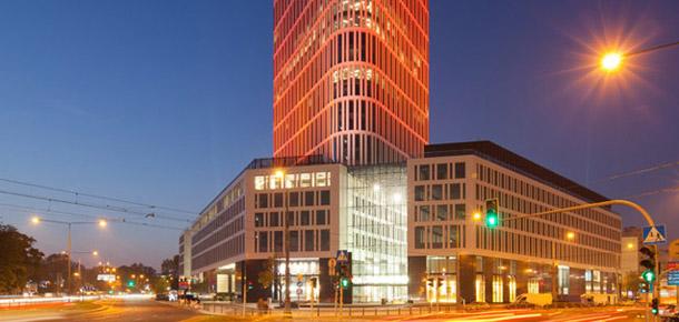 Plac Unii w Warszawie. Zdjęcia: Piotr Krajewski