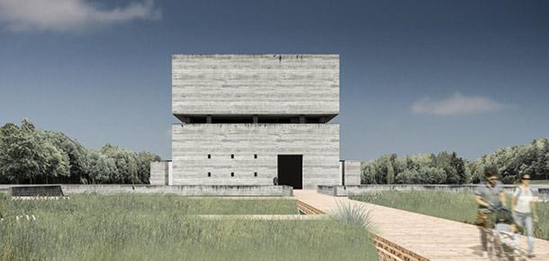 Centrum Kultury i Aktywności Lokalnej Nowe Żerniki. Projekt: Warzecha Studio