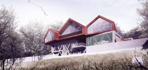 Dom Zagrodowy – BXB Studio Bogusław Barnaś