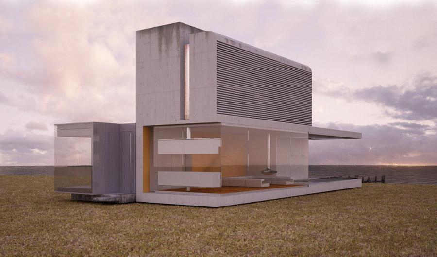Dom Studio. Projekt: Joanna Aleksandrowicz