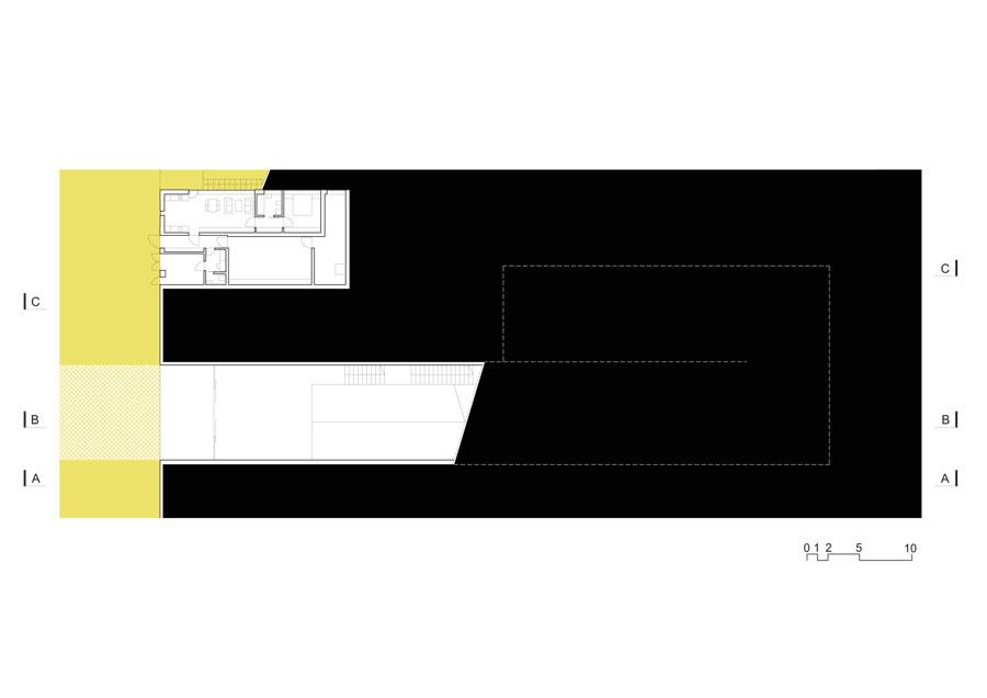 Dom Autorodzinny. Projekt: Robert Konieczny KWK Promes