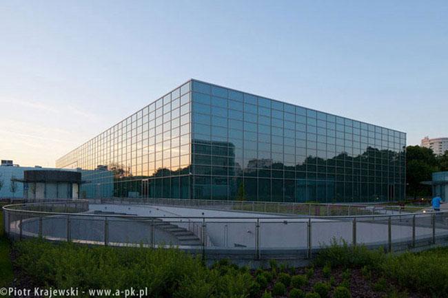 Pomorski Park Naukowo-Technologiczny. Zdjęcia: Piotr Krajewski