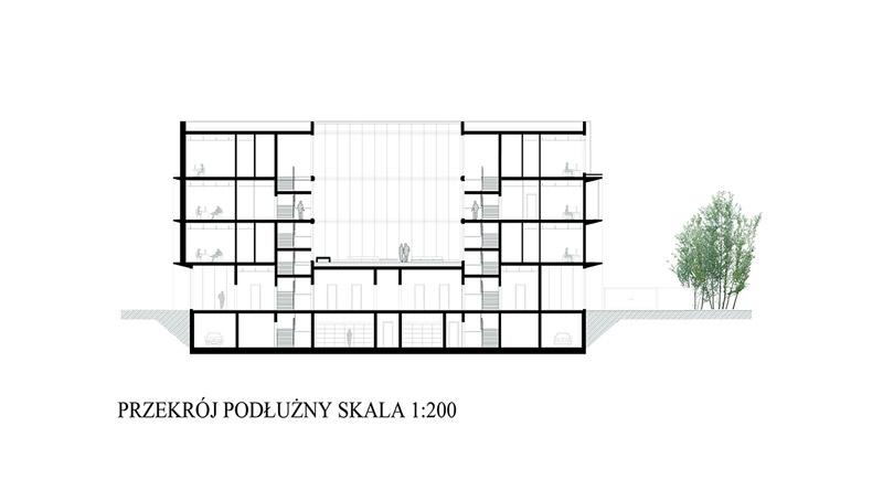 Sąd Apelacyjny w Poznaniu. Projekt: AEC Krymow & Partnerzy Architekci