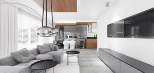 Wnętrze domu IP House – MyMolo Architects