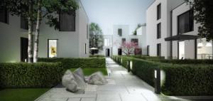 Osiedle domów pod Warszawą – Oneline Pracownia Projektowa