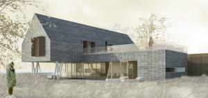 Dom jednorodzinny pod Kołobrzegiem – Pracownia 111