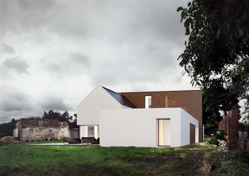 Dom w Nowej Soli. Projekt: Reform Architekt