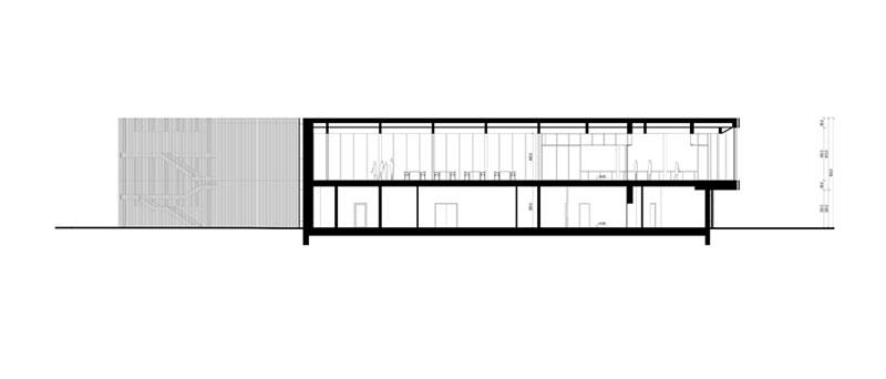 Ośrodek Sportowy Stodoły w Rybniku. Autorzy: Toprojekt