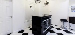 Sklep Forever Flawless w Edynburgu – Michel Design