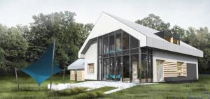 Dom pod Warszawą – Kasprowicz i Zaremba Architekci