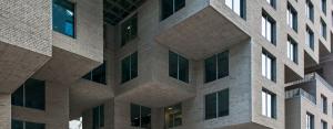 Siedziba Banku DNB w Oslo. Projekt: MVRDV