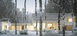 Dom w Radziejowicach – Pracownia Projektowa Bień Architekci
