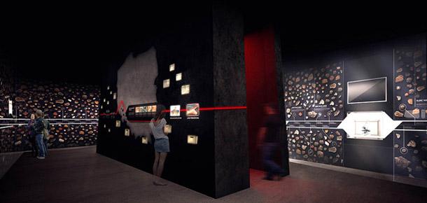 """Rewitalizacja dawnej kopalni """"Julia"""" w Wałbrzychu. Projekt: Nizio Design International"""