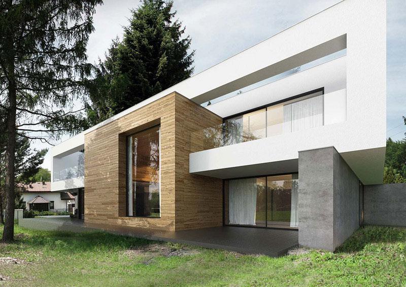 Dom w Łagiewnikach 2. Projekt: Reform Architekt