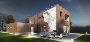 Dom w Rybniku – MODERO Architekci