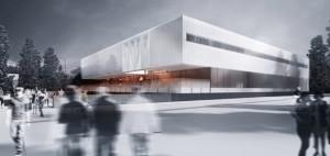 Przebudowa Klubu Studio w Krakowie. Projekt: VIDE Studio
