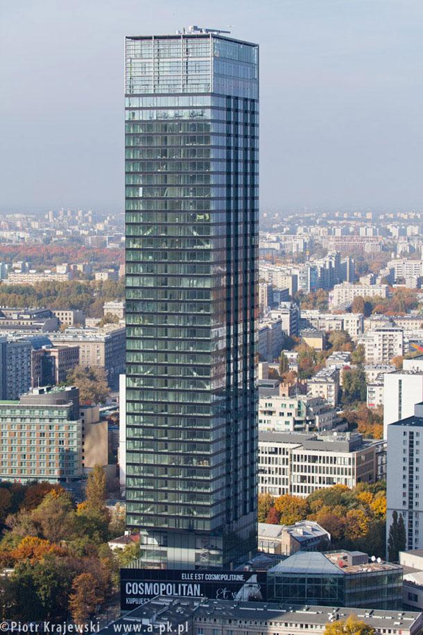 Cosmopolitan w Warszawie. Zdjęcia: Piotr Krajewski – Fotografia Architektury i Wnętrz
