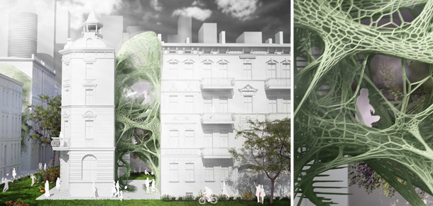 Growing Tomorrow. Projekt: cheung+nitirbitt design studio