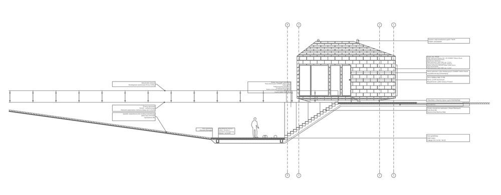 Teeth Hause, Połczyn Zdrój. Projekt: KA+1 Klimczak Artur