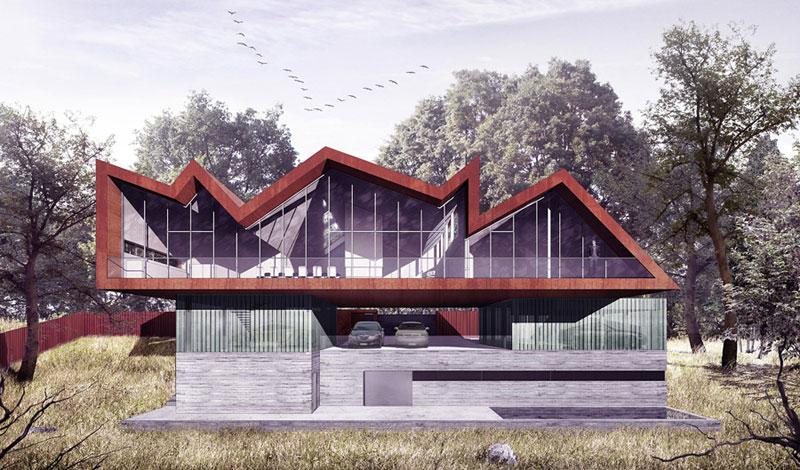 Dom Artysty / Projekt: BXB Studio Bogusław Barnaś