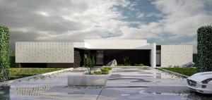 Dom w Żłobiźnie – Jabra Architects