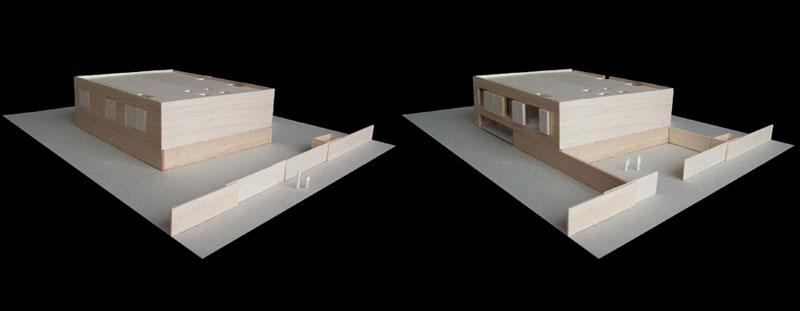 Dom Bezpieczny. Projekt: Robert Konieczny KWK Promes
