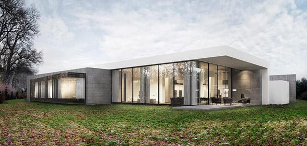 Dom we Wrocławiu. Projekt: Reform Architekt