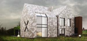 Dom w Gdańsku. Projekt: Reform Architekt