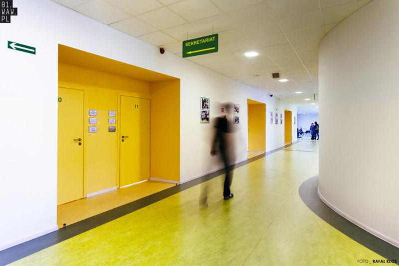 Centrum Edukacji i Sportu w Mysiadle. Projekt: 81.WAW.PL