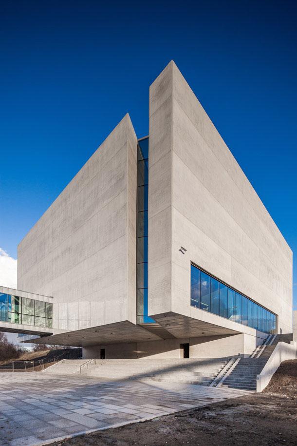 Interaktywne Centrum Historii Ostrowa Tumskiego. Projekt: Ad Artis Architects