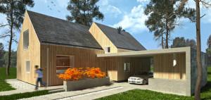 Dom pod miastem – Burda Reszel Architekci