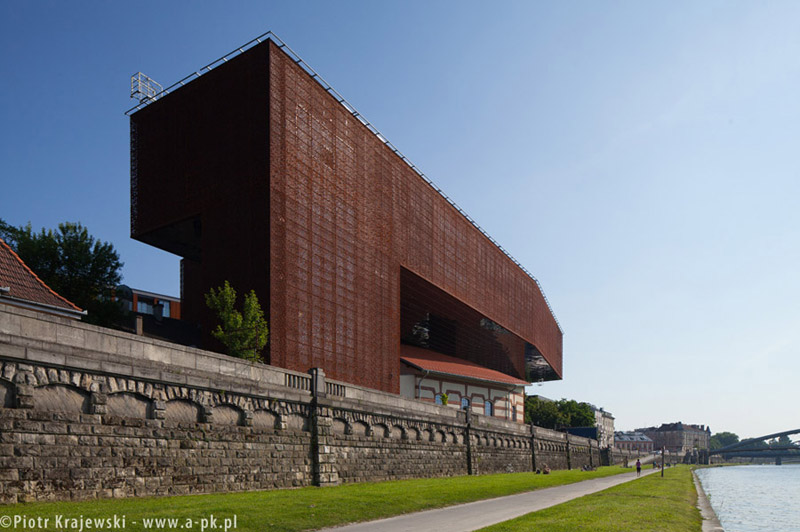 Muzeum Tadeusza Kantora i ODSTK Cricoteka w Krakowie. Projekt: nsMoonStudio | Wizja