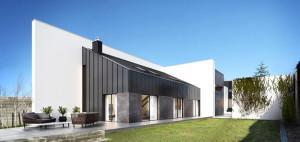 Projekt przebudowy domu w Piotrkowie – Reform Architekt