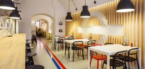 Restauracja The Dorsz w Krakowie – Libido Architekci