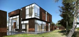Dom w Bronisinie Dworskim – Reform Architekt