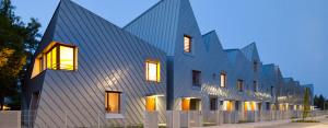 Osiedle domów mieszkalnych MIKMAK we Wrocławiu – ArC2 Fabryka Projektowa
