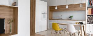 Wnętrze mieszkania MiM w Lublinie – 081 Architekci