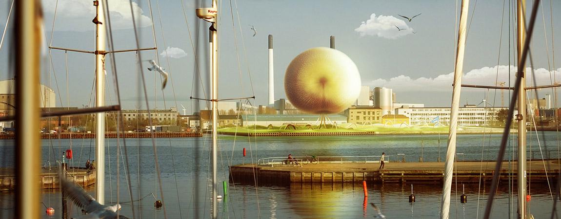 Drzewo Wiedzy - Projekt ekologicznej instalacji w Kopenhadze