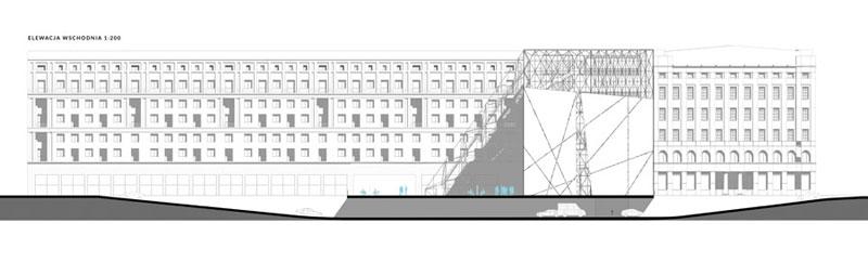 Dyplomy Architektuy: Miejsce w sieci - Lokalne Centrum Społeczne