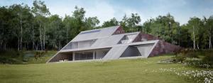 Willa w górach – Mobius Architekci
