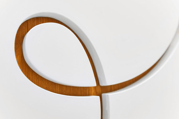 Salon jubilerski Ania Kruk projektu studia mode:lina architekci