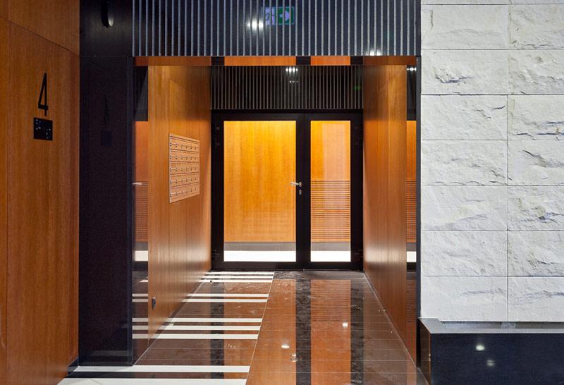 Budynek mieszkalny Piano House. Projekt: Grupa 5 Architekci