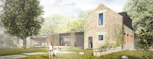 Dom w Bretanii projektu Stoprocent Architekci